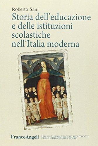 Storia dell'educazione e delle istituzioni scolastiche nell'Italia moderna 1 Libreria Baldini - Comprare e vendere libri scolastici usati e nuovi