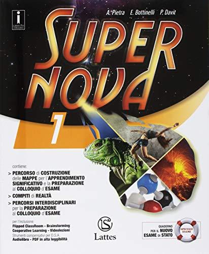 Supernova. Con Tavole illustrate e Mi preparo per l'interrogazione. Per la Scuola media. Con ebook. Con espansione online (Vol. 1) 1 Libreria Baldini - Comprare e vendere libri scolastici usati e nuovi