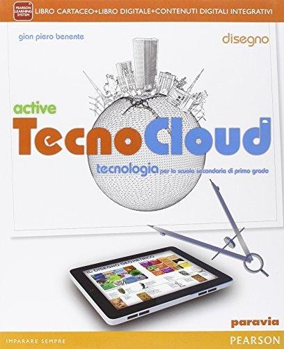 Tecno cloud. Disegno e tavoleLIM. Per la Scuola media. Con e-book. Con espansione online. Con libro 1 Libreria Baldini - Comprare e vendere libri scolastici usati e nuovi