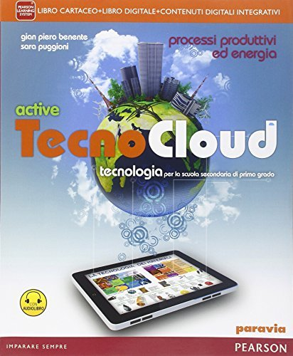 Tecno cloud. Processi produttiviLIM. Per la Scuola media. Con e-book. Con espansione online. Con libro 1 Libreria Baldini - Comprare e vendere libri scolastici usati e nuovi