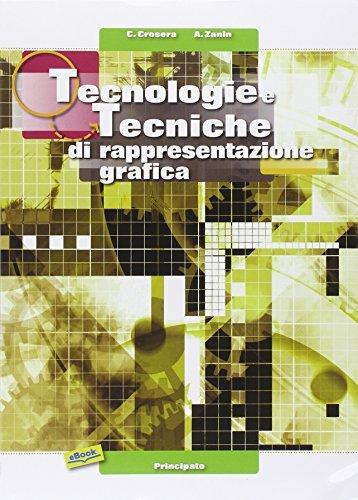 Tecnologie e tecniche di rappresentazione grafica. Con AutoCAD. Per le Scuole superiori. Con espansione online 1 Libreria Baldini - Comprare e vendere libri scolastici usati e nuovi