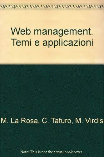 Web management. Temi e applicazioni 1 Libreria Baldini - Comprare e vendere libri scolastici usati e nuovi