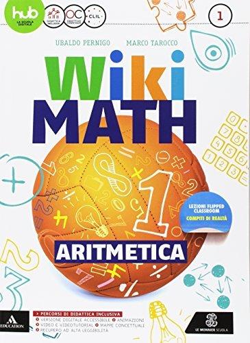 Wiki math. Aritmetica-Geometria. Per la Scuola media. Con e-book. Con espansione online: Me book (Vol. 1) 1 Libreria Baldini - Comprare e vendere libri scolastici usati e nuovi