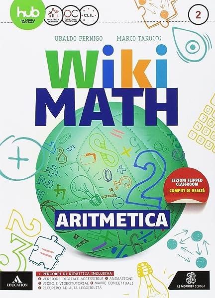 Wiki math. Aritmetica-Geometria. Per la Scuola media. Con e-book. Con espansione online (Vol. 2) 1 Libreria Baldini - Comprare e vendere libri scolastici usati e nuovi